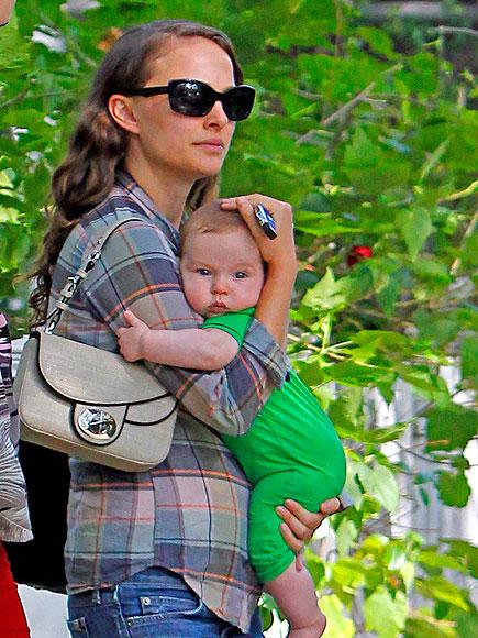 THE NEW MOM photo | Natalie Portman