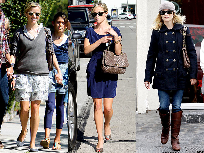 LANVIN SHOULDER BAG  photo | Reese Witherspoon