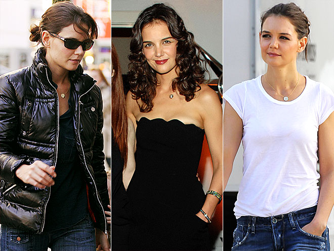 JENNIFER MEYER NECKLACE photo | Katie Holmes