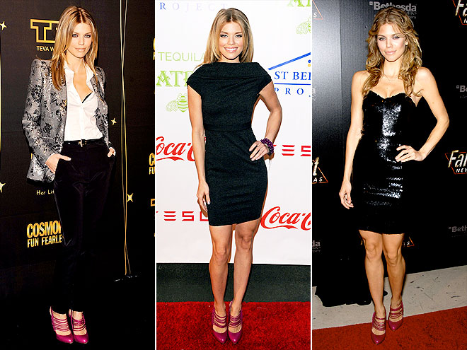 CHRISTIAN LOUBOUTIN PUMPS photo | AnnaLynne McCord