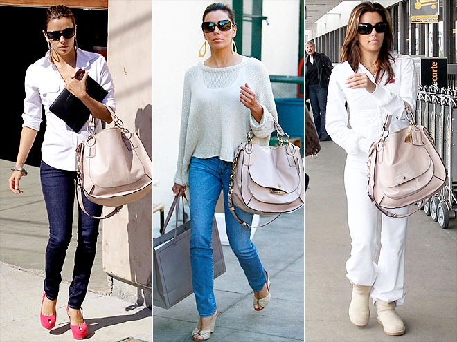 COACH BAG photo | Eva Longoria