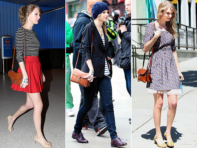 RALPH LAUREN COLLECTION PURSE photo | Taylor Swift