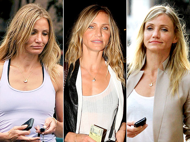 ELISABETH BELL NECKLACE photo | Cameron Diaz