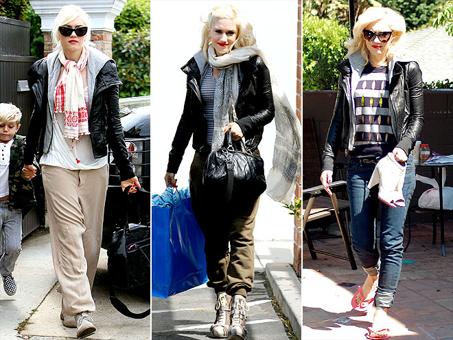 A.L.C. JACKET photo | Gwen Stefani