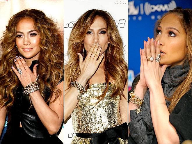 H. STERN BRACELET  photo | Jennifer Lopez