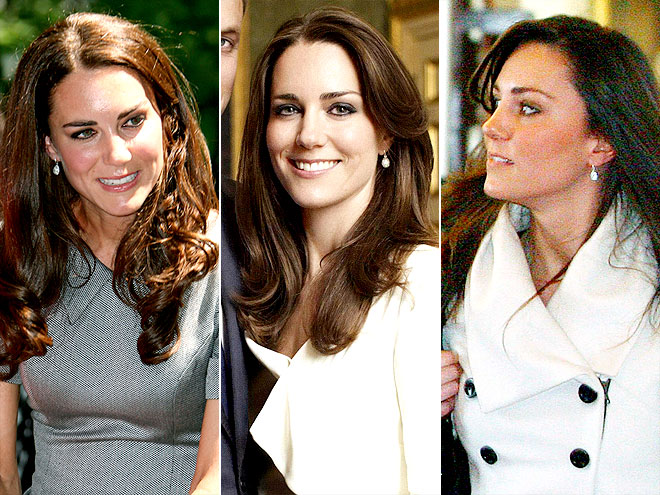 LINKS OF LONDON EARRINGS  photo | Kate Middleton