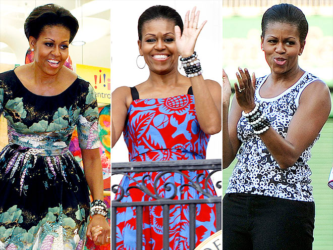 JORDAN ALEXANDER BRACELETS photo | Michelle Obama