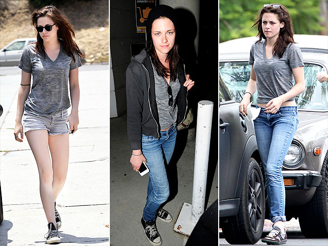 ALTERNATIVE APPAREL TEE photo | Kristen Stewart