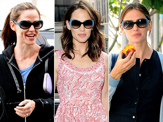 CARTIER SUNGLASSES photo | Jennifer Garner