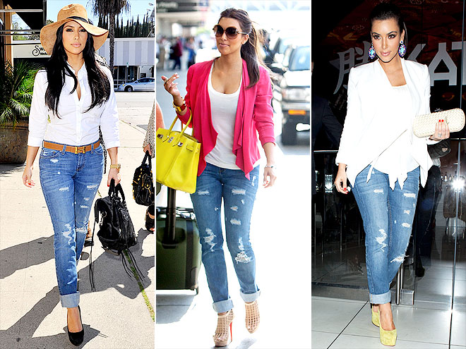 JET JEANS  photo | Kim Kardashian