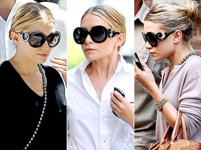 PRADA SUNGLASSES photo | Ashley Olsen