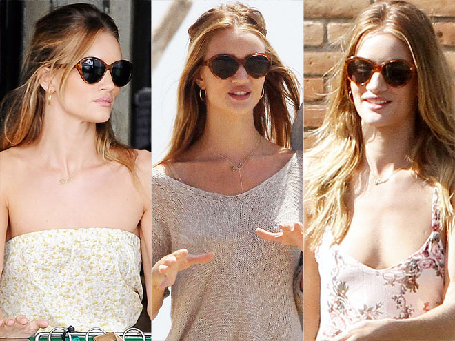 ELIZABETH AND JAMES SUNGLASSES photo | Rosie Huntington-Whiteley