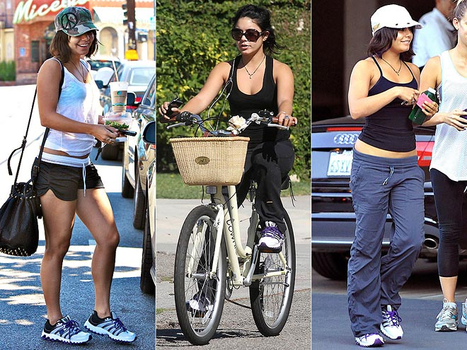 K-SWISS SNEAKERS photo | Vanessa Hudgens