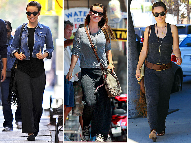 ALTERNATIVE APPAREL MAXI photo | Olivia Wilde