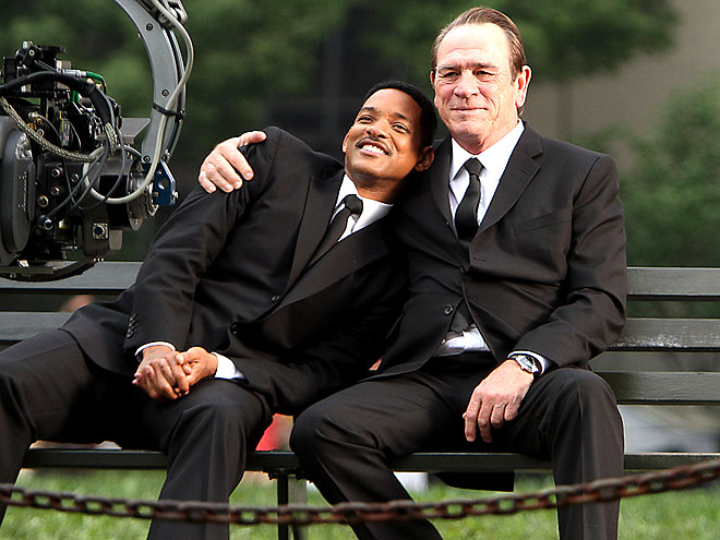 WILL SMITH & TOMMY LEE JONES photo | Tommy Lee Jones, Will Smith