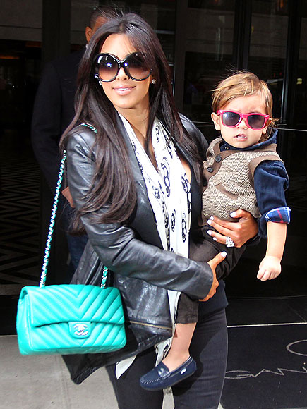 QUILTED PURSE photo | Kourtney Kardashian