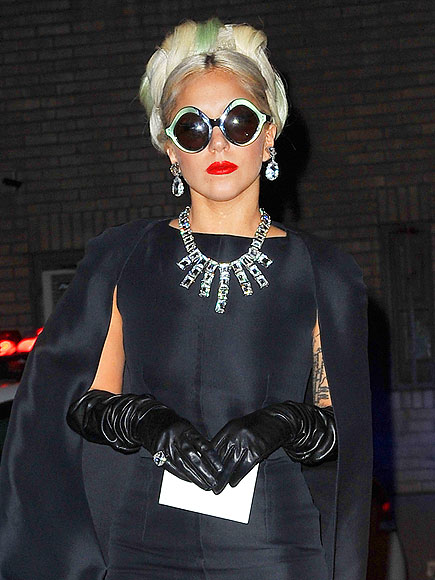 STATEMENT JEWELRY photo | Lady Gaga