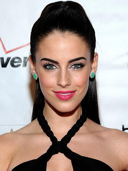 COLOR YOURSELF PRETTY photo | Jessica Lowndes