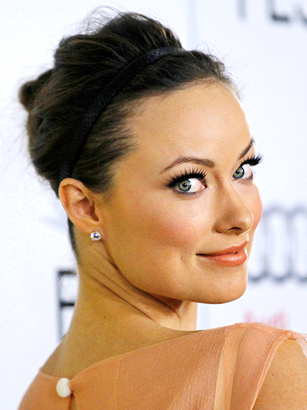 MESS IS BEST photo | Olivia Wilde