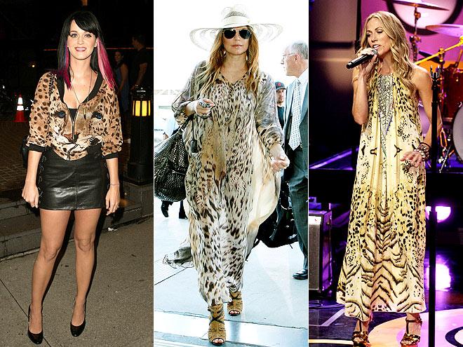 LITERAL LEOPARD-PRINT photo | Fergie, Katy Perry, Sheryl Crow