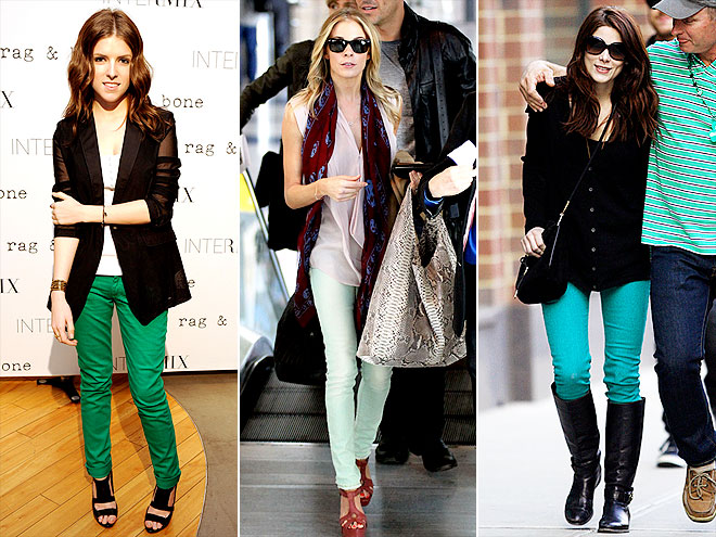 GREEN JEANS photo | Anna Kendrick, Ashley Greene, LeAnn Rimes