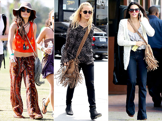 FRINGED CROSSBODY BAGS photo | Jenna Dewan, Nicole Richie, Vanessa Hudgens