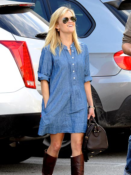 REESE'S DRESS photo | Reese Witherspoon