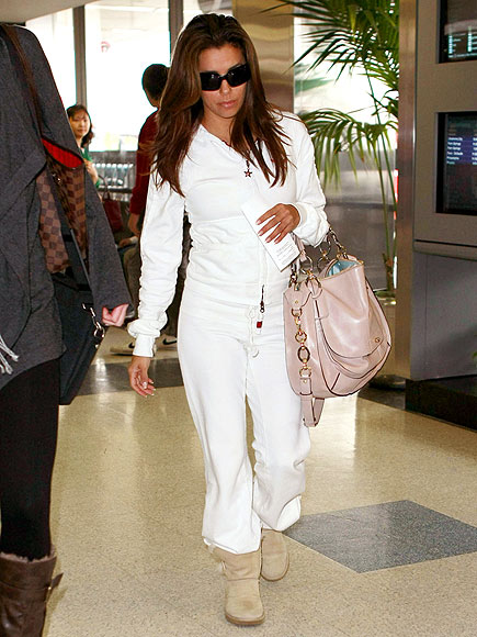 EVA LONGORIA&#39;S PURSE photo | Eva Longoria