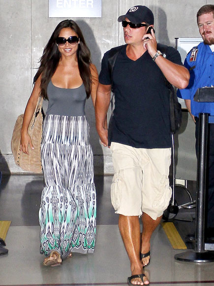 VANESSA MINNILLO&#39;S MAXI photo | Nick Lachey, Vanessa Minnillo