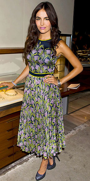 CAMILLA BELLE'S DRESS photo | Camilla Belle