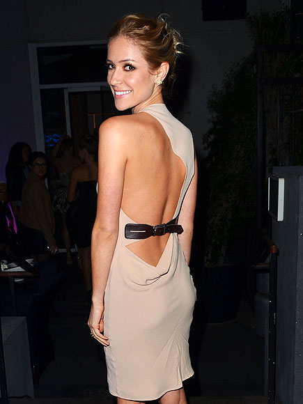 KRISTIN CAVALLARI&#39;S DRESS photo | Kristin Cavallari