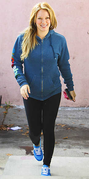 HILARY DUFF'S SNEAKERS photo | Hilary Duff