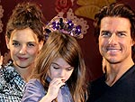 Katie Holmes's Family-Filled Birthday Celebration | Katie Holmes, Tom Cruise