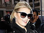 Jessica Simpson Watches Her Step in N.Y.C. | Jessica Simpson