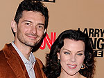 Debi Mazar and Chef Hubby Gabriele Corcos Get Saucy – on TV!