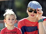 Gwen Stefani Has a Play Date with Kingston and Zuma | Gwen Stefani