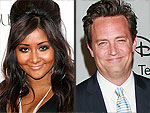 Celebs Reveal: My Favorite Sport | Matthew Perry, Nicole Polizzi