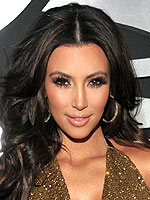 Kim Kardashian Dazzles on the Red Carpet