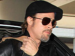 Brad Pitt Gets Ready to Take Flight | Brad Pitt