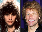 Jon Bon Jovi's Changing Looks!