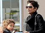 Halle Berry Takes Nahla Shopping | Halle Berry