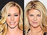 Dancing with the Stars Celebrates Mother's Day! | Kendra Wilkinson, Kirstie Alley