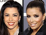 Eva Longoria&#39;s Changing Looks!