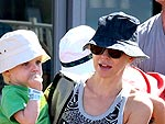 Liev Schreiber and Naomi Watts Have a Family Day at the Pier | Liev Schreiber, Naomi Watts