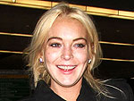 Lindsay Lohan Causes a Scene at JFK