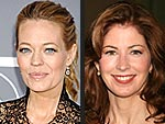 Dana Delany & Jeri Ryan Geek Out About Body of Proof