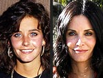 Courteney Cox&#39;s Changing Looks!