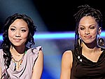 American Idol Castoffs Thia Megia & Naima Adedapo Speak Out