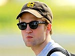 Robert Pattinson Handles His Own Baggage | Robert Pattinson