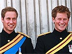 Celebs Reveal: Who Is My Prince Charming? | Prince Harry, Prince William